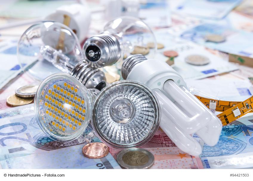 Logement Senior: passer à un  éclairage de type LED à moindre cout